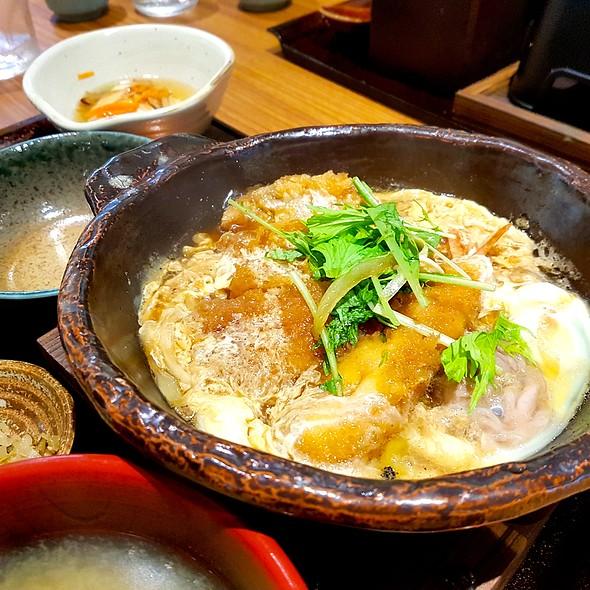 Mixed Toji Set @ Yayoi Japanese Teishoku Restaurant