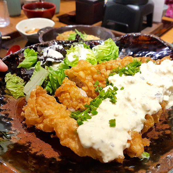 Namban Chicken @ Yayoi Japanese Teishoku Restaurant