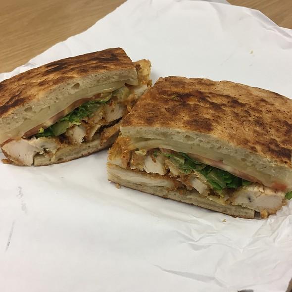 Cowboy Sandwich @ Essen