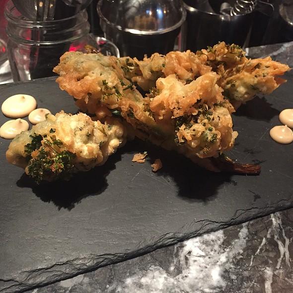 Fried Broccoli Rabe @ Mulino A Vino
