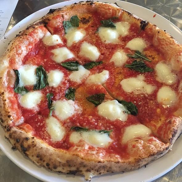 Pizza Margherita @ Pupatella Neapolitan Pizzaria