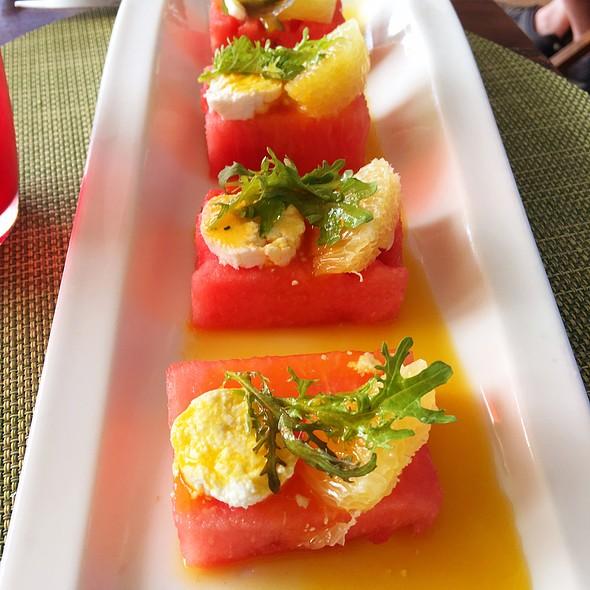 Watermelon Salad @ Bayside Restaurant