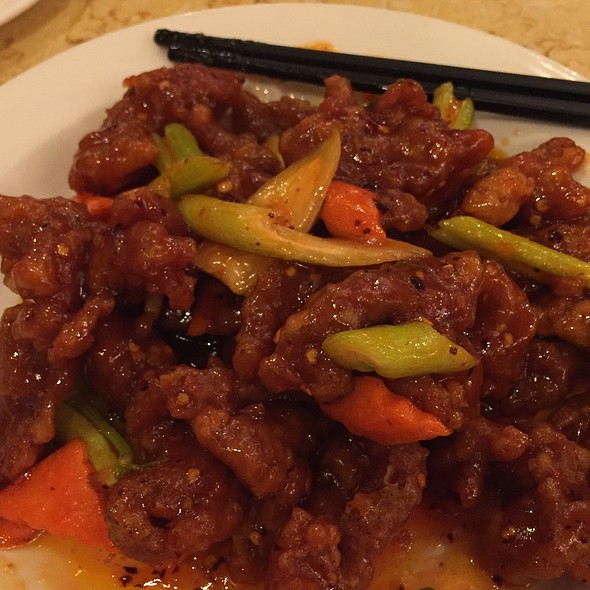 Crispy Beef @ Emporer's Palace