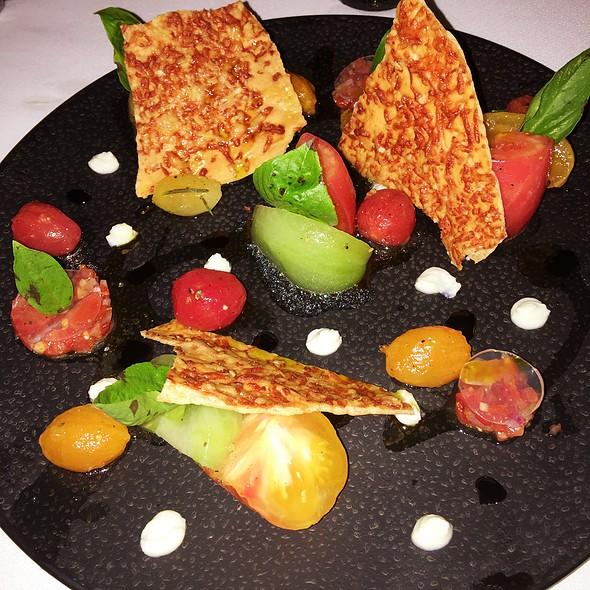 Tomato Salad @ Viceroy Sugar Beach