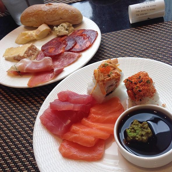 Buffet - Japanese, Cheese, Cold Cuts @ Cucina, Marco Polo Hotel Ortigas