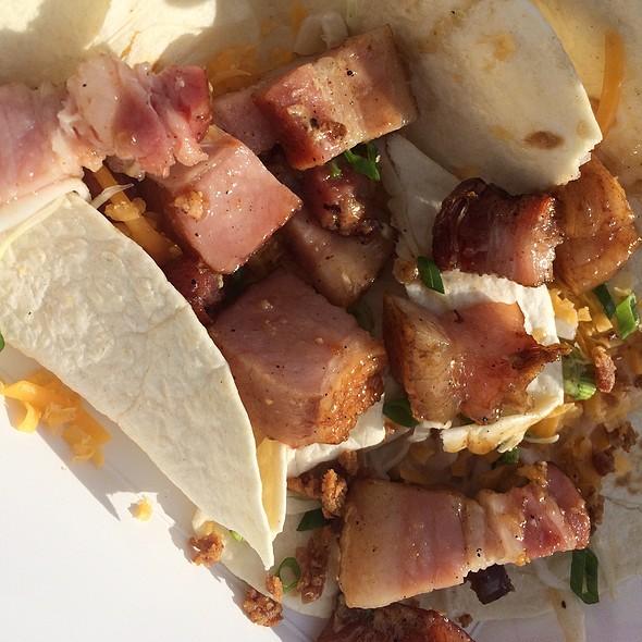Bacon Bacon Tacos @ PA Bacon Fest