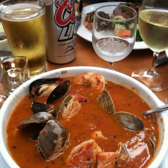Cioppino @ Sandabs