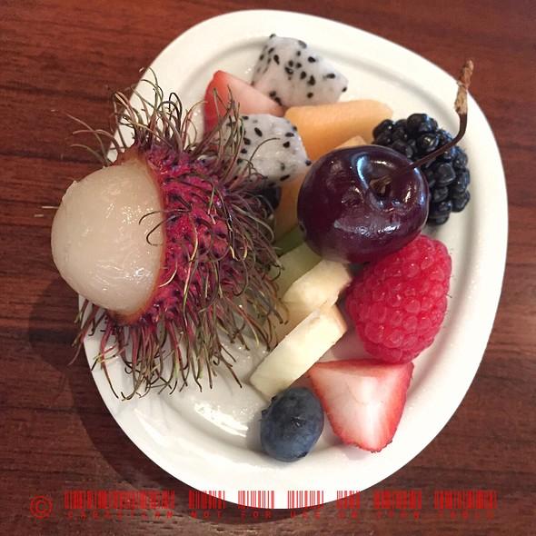 Fruit @ Nobu