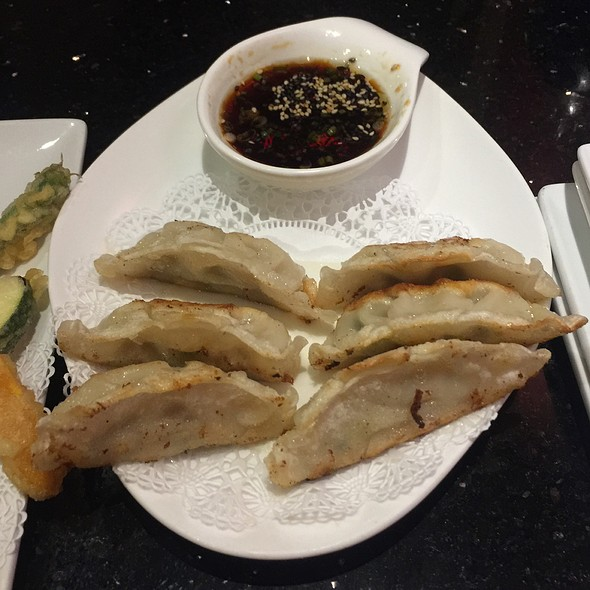 Gyoza @ Wasabi Sushi Bar