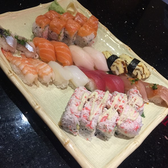 Sushi @ Wasabi Sushi Bar