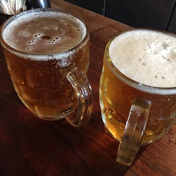 Beers @ Pelican Inn