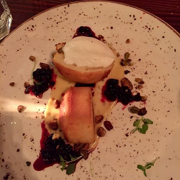 Dessert @ Hillside Supper Club