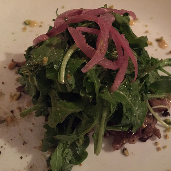Goat Cheese & Wild Mushroom Salad