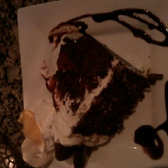 Black Forest Cherry Torte @ Jasper's