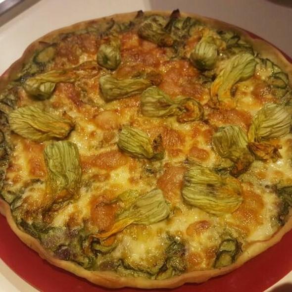 Torta Rustica Con Zucchine E Provola @ Alfonsone