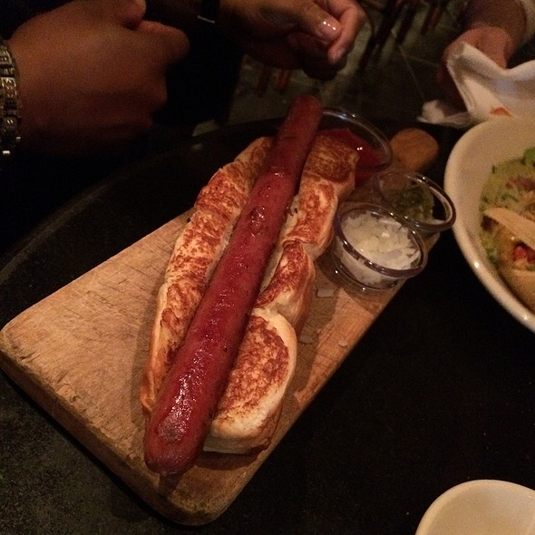 Happy Hour Hot Dog