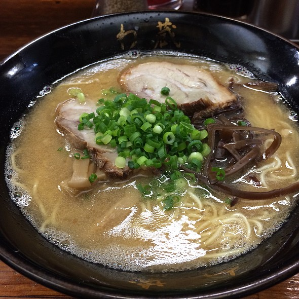 Ramen @ わ蔵 (Wakura)