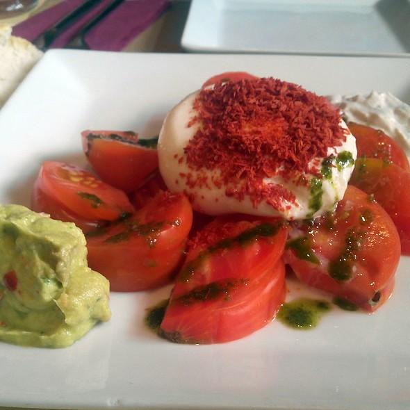 Italo-mex salad @ Con 2 Fogones