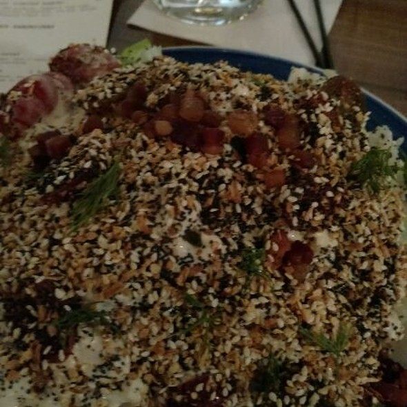 Wedge Salad @ Turkey & the Wolf