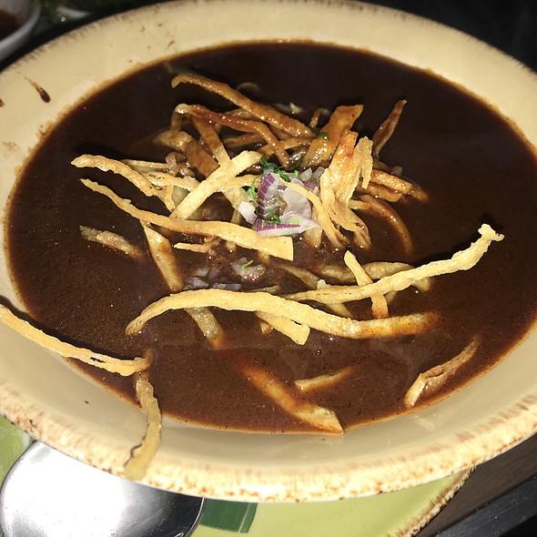 Tortilla Soup @ Frontera Cocina