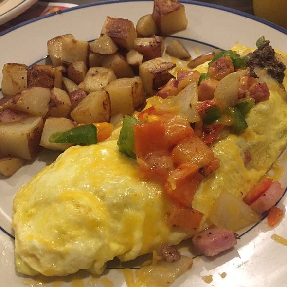 Western Omelette @ Bob Evans Restaurant