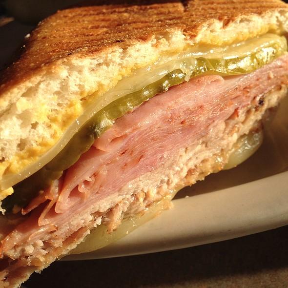 Cuban Panini @ Dynasty Diner