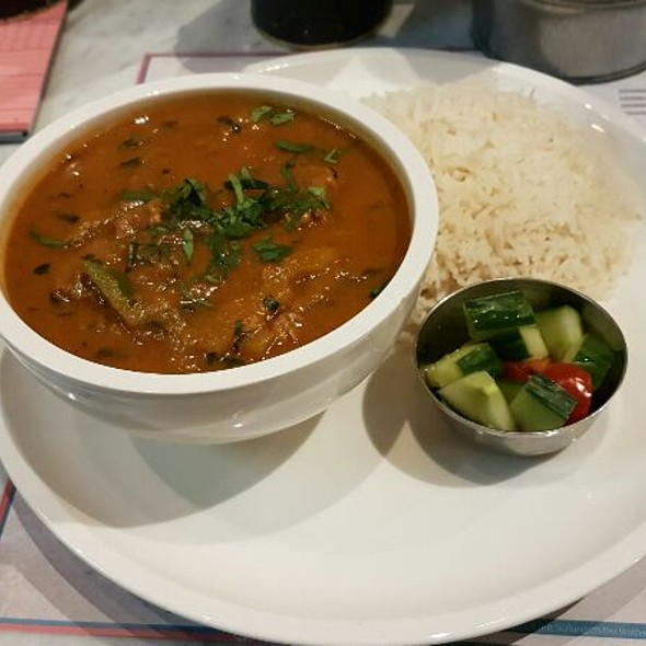 Homestyle Lamb Curry