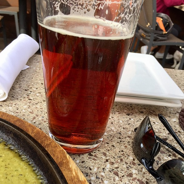 Lazy Dog Red Ale @ The Lazy Dog Cafe