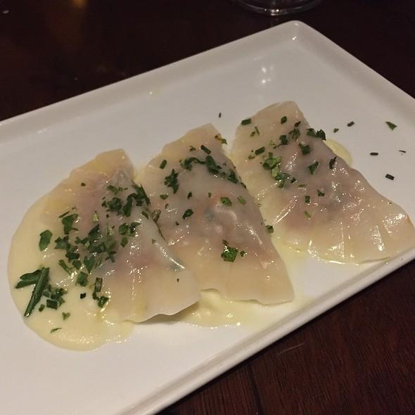 Duck Confit Dumplings @ North Star Restaurant