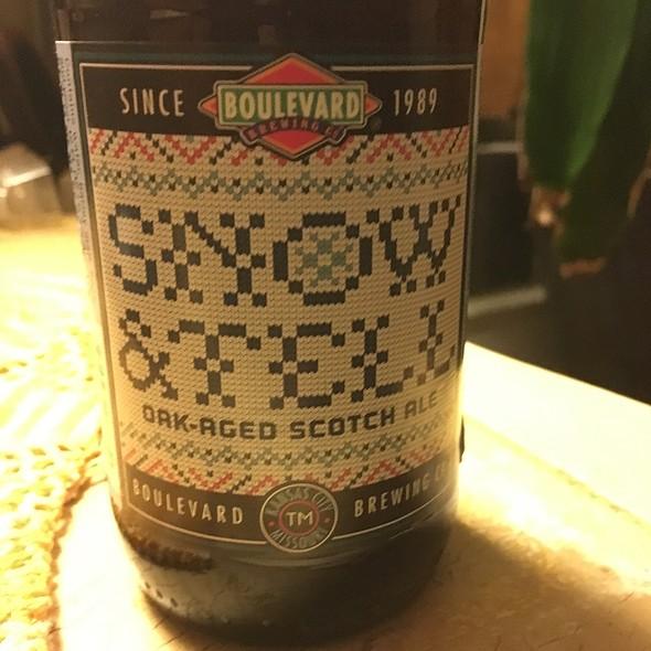 Snow & Tell Scotch Ale