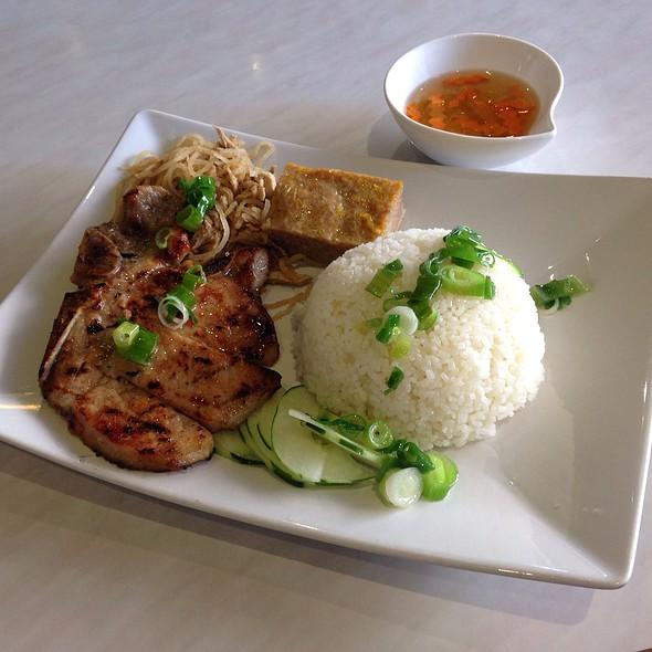 Vietnamese Pork Chop