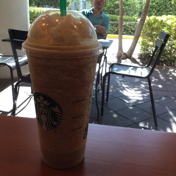 Chestnut Praline Latte Frappuccino