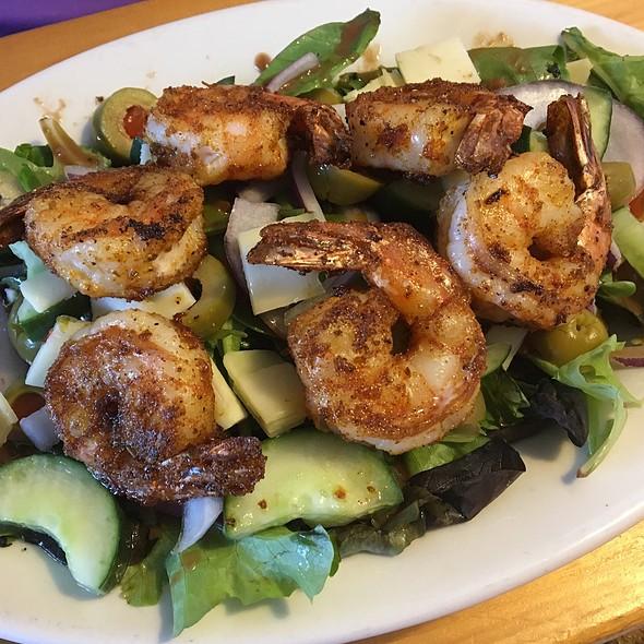 Bloody Mary Shrimp Salad @ Twisted Fisherman