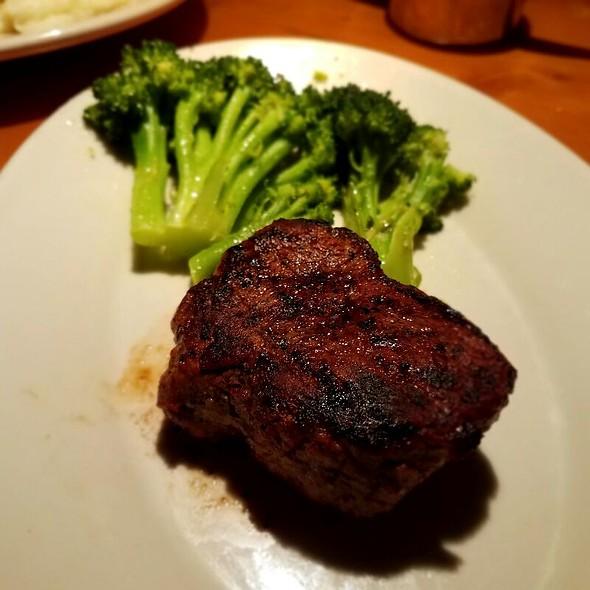 Filet Mignon @ Black Angus Steakhouse