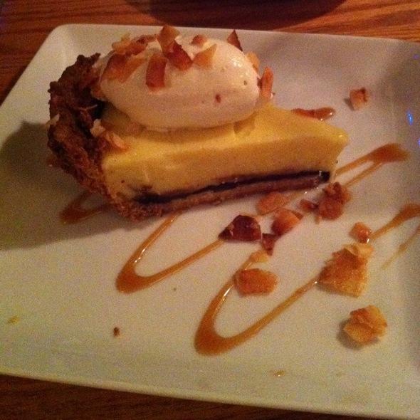 Coconut Cream Pie @ JoLe: Farm to Table