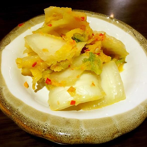 黃金泡菜 @ 樂町食堂