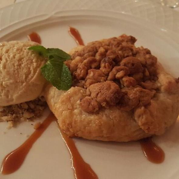 Apple Tarte @ Chez Nous French Restaurant