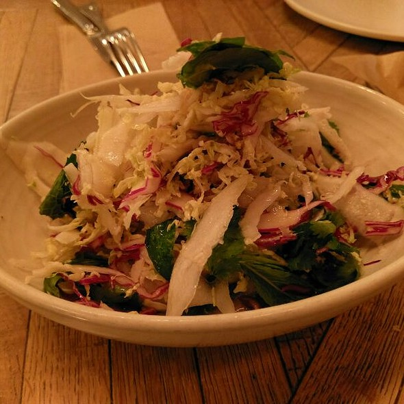 ColeSlaw @ Papi Chulo