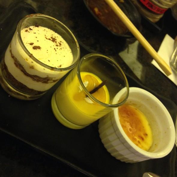 Desserts @ Sambokojin