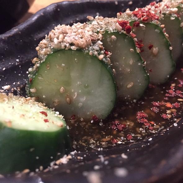 Cucumber @ Ippudo