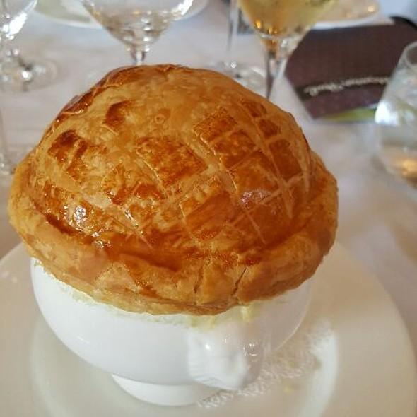 Potato Soup @ Les Chefs de France: Epcot