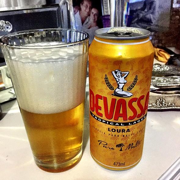 Devassa Beer @ Sweet Home Floripa
