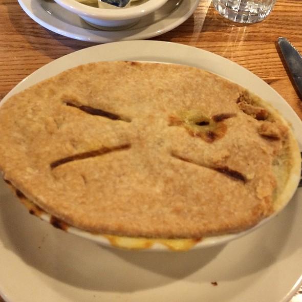 Chicken Pot Pie @ Cracker Barrel Old Country Store