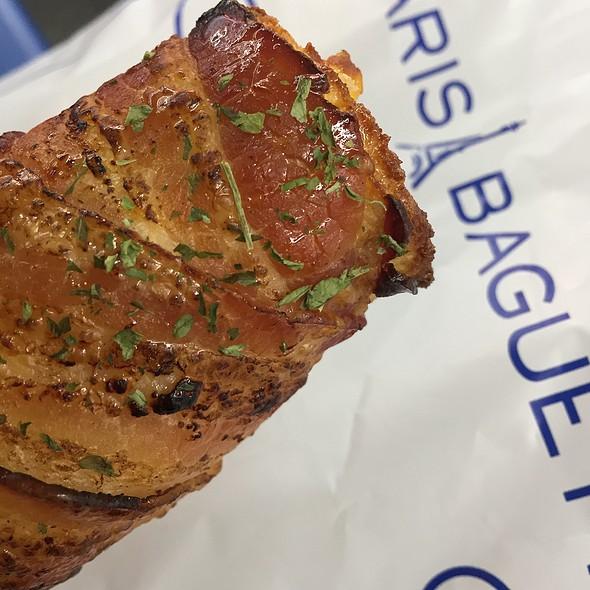 Egg Salad Bacon Wrapped @ Paris Baguette