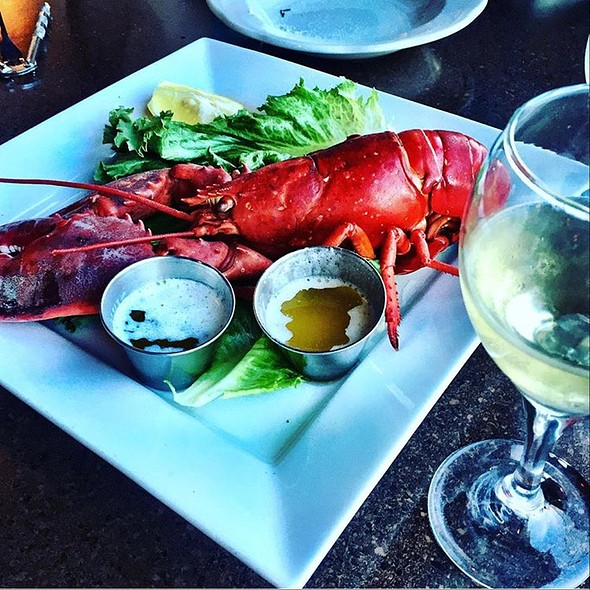 Lobster @ Tavern On The Waterfront