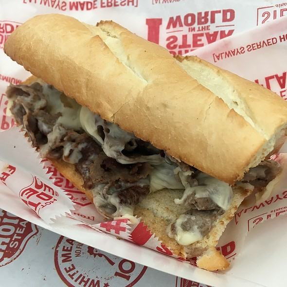 how to make a cheese steak sub