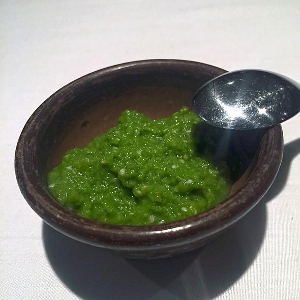 Salsa Verde @ Pujol