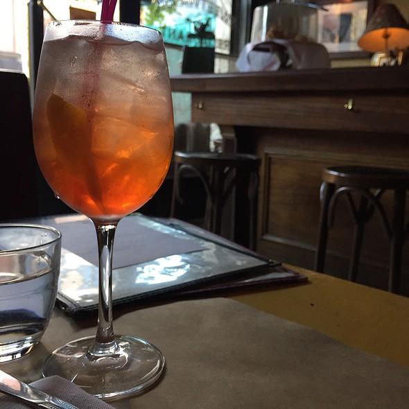 Aperol Spritz @ Sweetwater Tavern