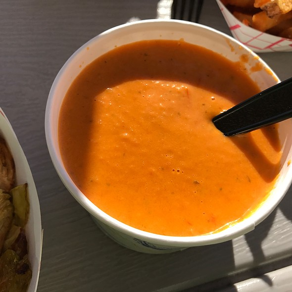 Tomato Soup @ Melts