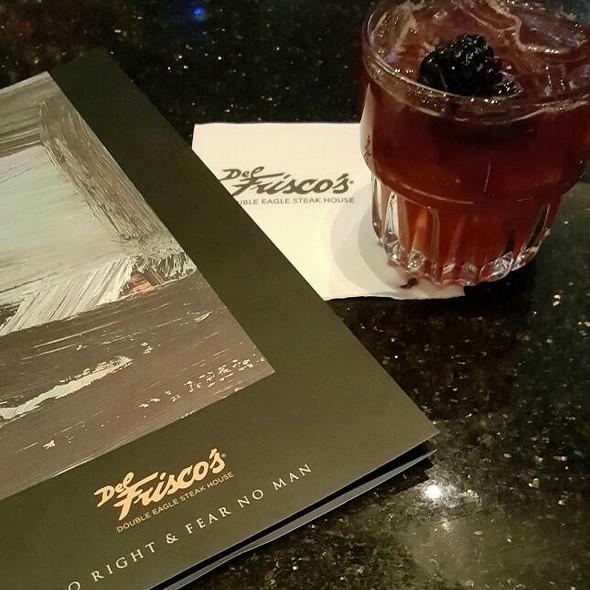 Blackberry Bourbon